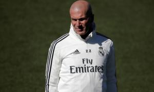 Zinedine Zidane với lần thứ hai trở lại Real Madrid