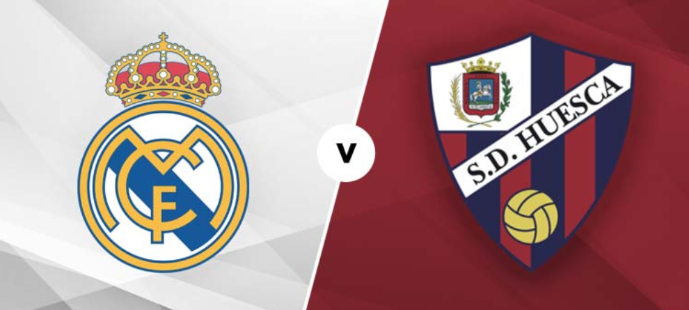 Real Madrid vs Huesca, 1h45 ngày 01/04/2019