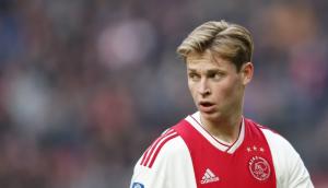 Frenkie de Jong, ngôi sao đang lên của bóng đá Hà Lan