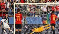 Mapi León liên tiếp gây họa trao cơ hội cho ĐT Mỹ vào tứ kết (World Cup nữ)