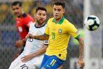 Argentina thêm 1 lần lỗi hẹn trong sự vùng vẫy bất lực của Messi (Bán kết Copa America)